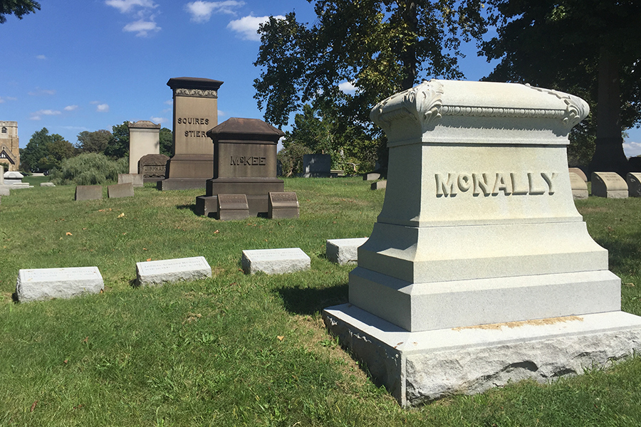 Homewood Cemetery Guided Tours